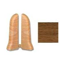 Заглушка левая T.plast 022 орех кофейный