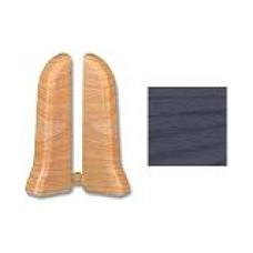 Заглушка левая T.plast 035 ольха синяя