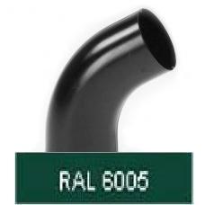 Колено 60град, 90мм RAL 6005