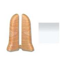 Заглушка левая T.plast 060 белый