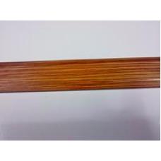 Порог ПС-01 бамбук 0,9м Н=25мм