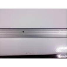 Порог ПС-01 серебро люкс 0,9м Н=25мм