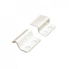 Кронштейн пластиковый нижний 10.8 белый